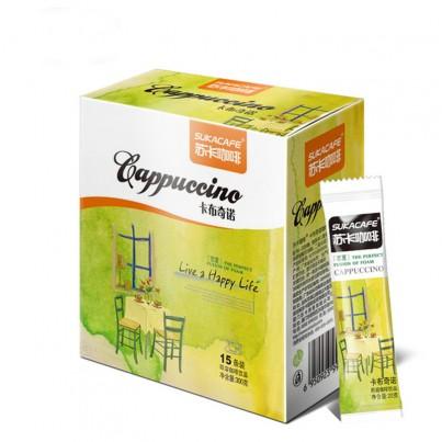 Sukacafe Cappuccino